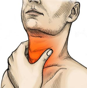 22 home remedies for a Sore Throat.  I got rid of a really raw, sore throat by brushing my teeth with baking soda.  Baking soda has antibacterial properties. I found out by reading this. Also, gargle with Warm water and Apple Cider Vinegar.