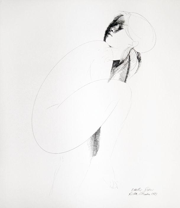 Emilio Greco (1913-1995гг). Музей рисунка