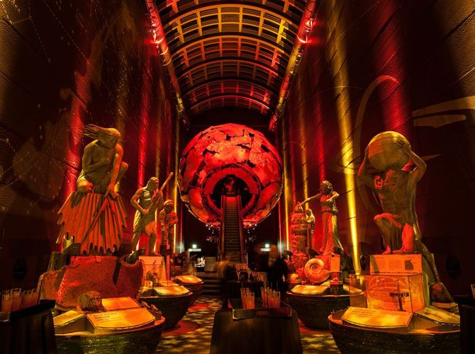 Christmas Parties at The Earth Halls, SW7 | Ultimate Experience