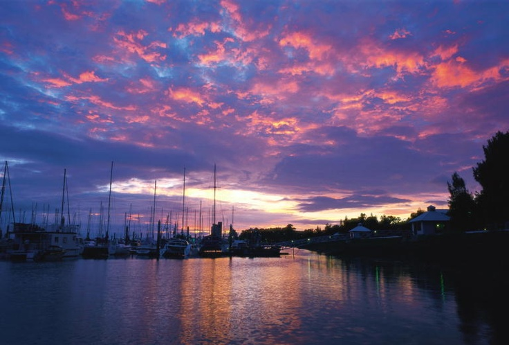Gladstone Marina, Queensland, Australia