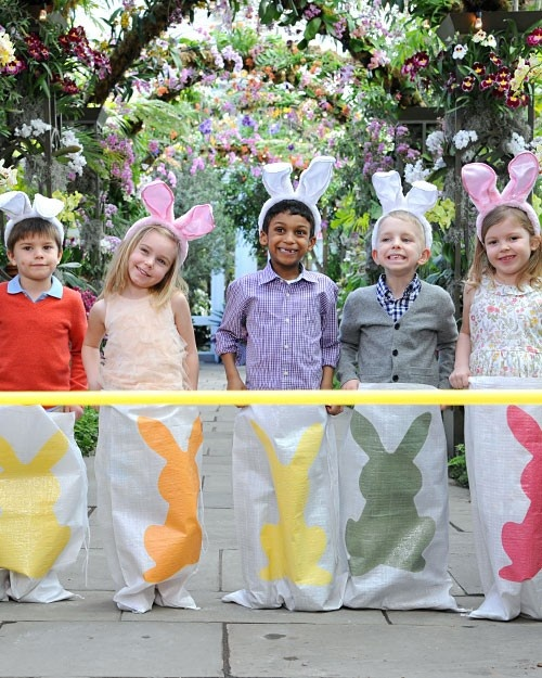 The fun needn't end when the egg hunt does... Give these fun Easter Games for Kids a try! {video}