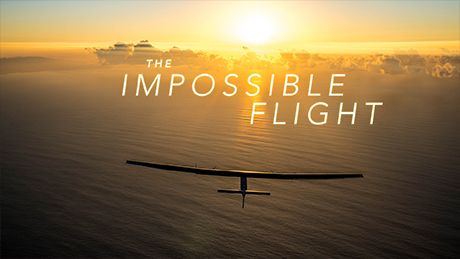 For the first time, two intrepid pilots fly a solar-powered airplane around the world.