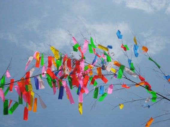 tanabata festival wishes