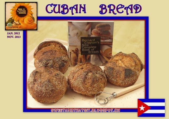 Sweet and That's it: Cuban Bread - Pane Cubano