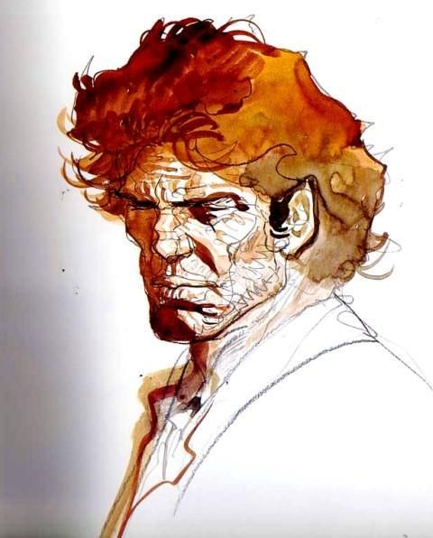 "Jean ""Moebius"" Giraud - 8 May 1938 – 10 March 2012"