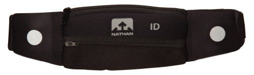 Because cell phones keep getting bigger. Nathan 5K running belt
