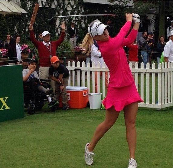 Jodi Ewart Shadoff #LPGA #Golf #TeamLIJA