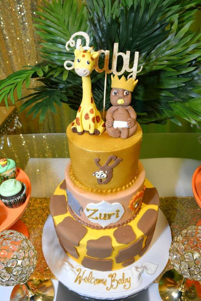 Safari Baby Shower Baby Shower Party Ideas