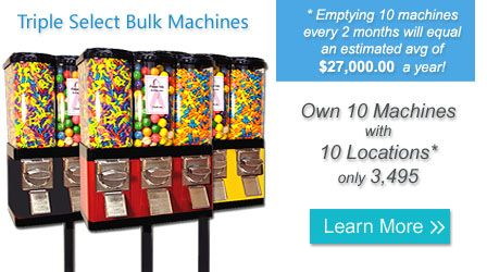 how to sell a vending machine business