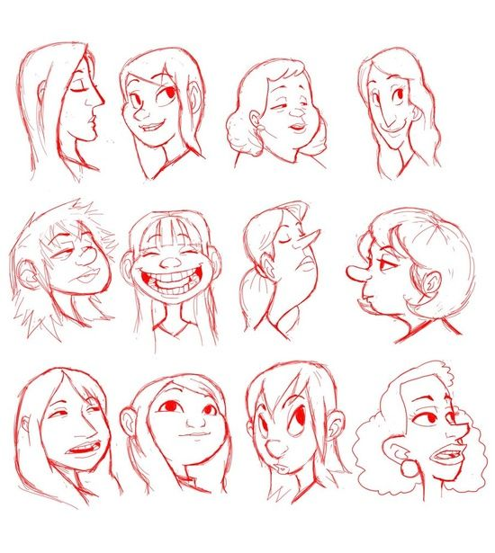 Character Design Essentials : Best images about essential expression challenge on