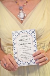 i like the wording of the invitation and there are other good ideas for handmade wedding things