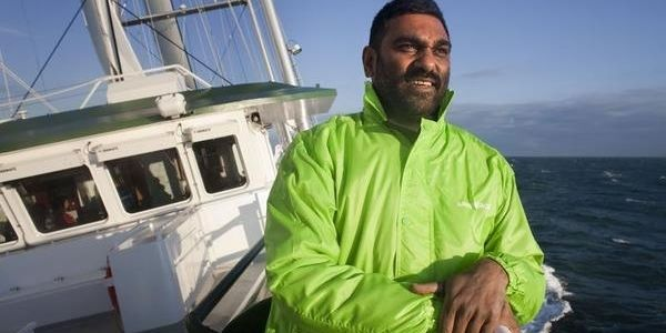 Kumi Naidoo, Greenpeace International