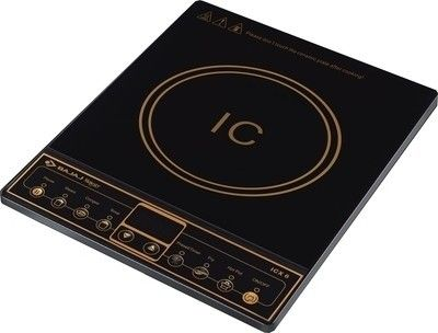 features of bajaj majesty icx 6 wov induction cooktop induction cooktop w power consumption 24