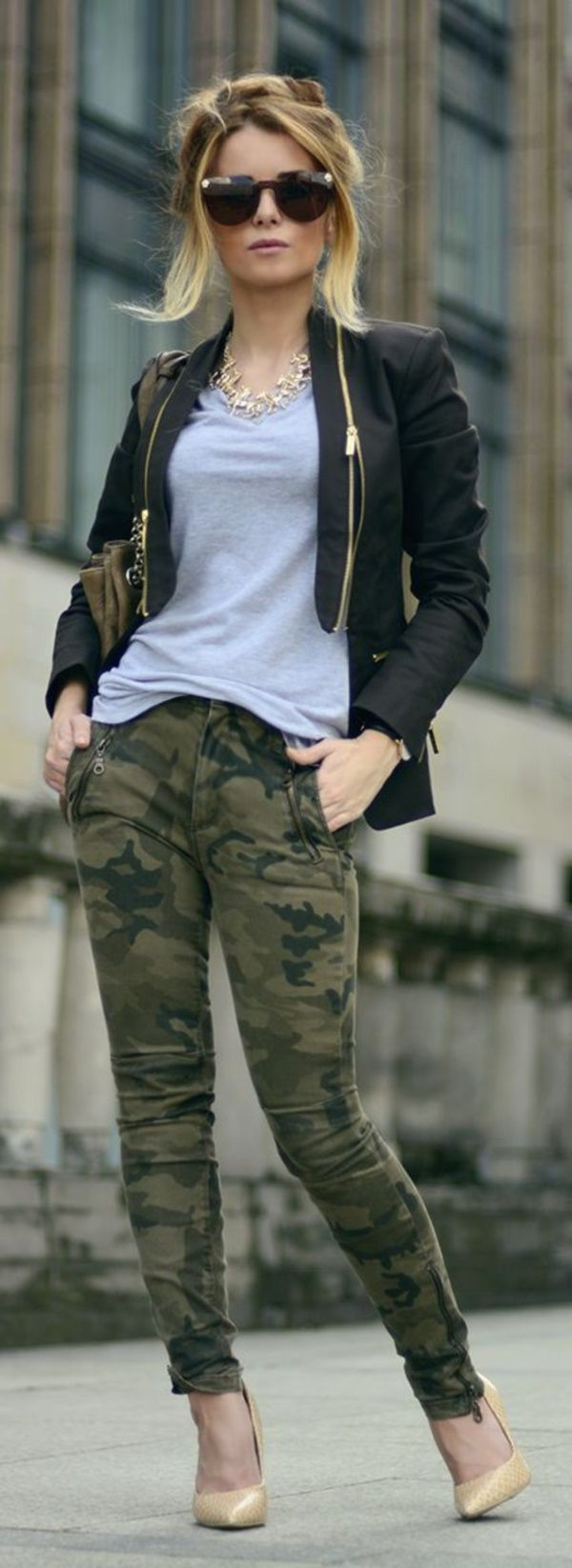 Ways to Look Cool in Army Pants This Year 0471