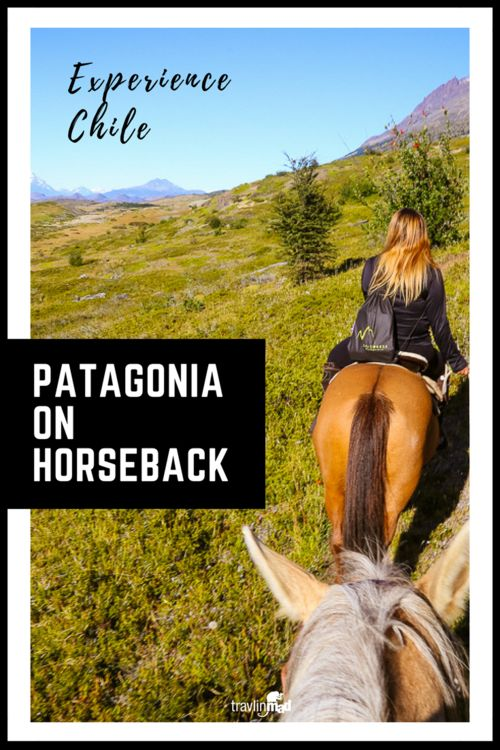 Horseback riding in Patagonia is an ultimate travel experience, even if you're not much of a rider. It's the right thing to do, and one of the best ways to see this epic landscape!