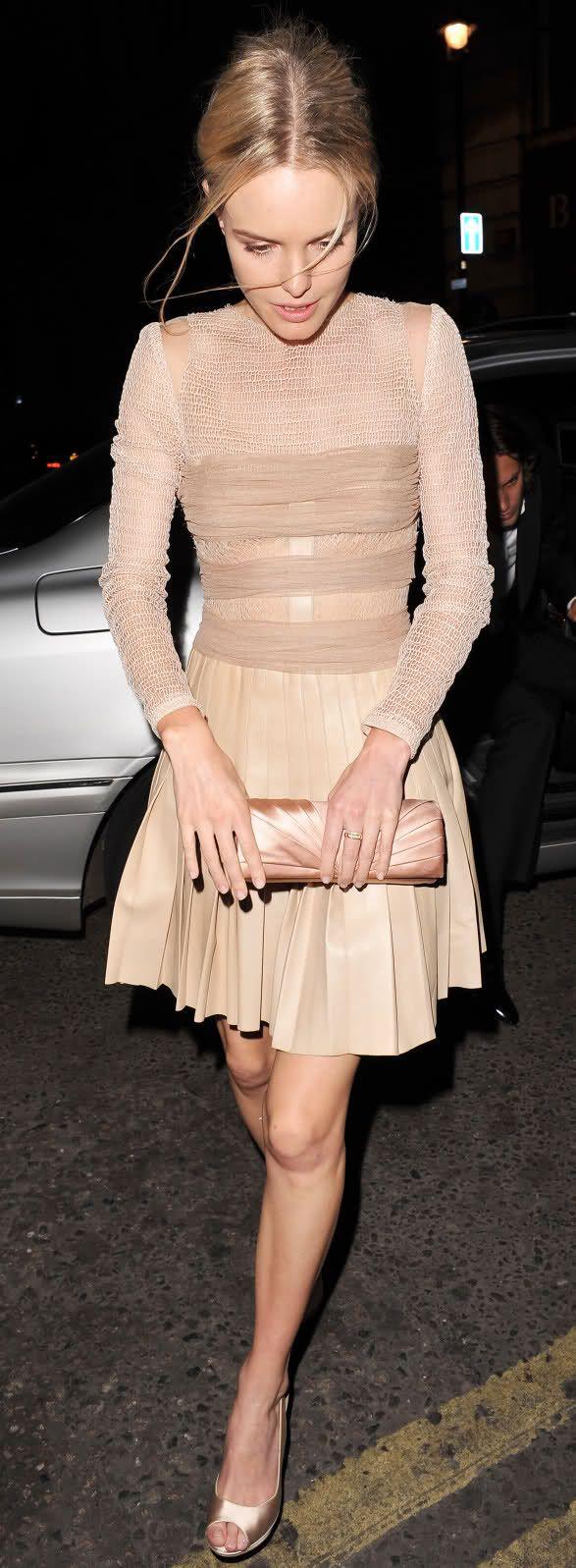 Kate Bosworth in Blush