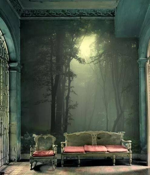 ::: Dreamy sitting room :::