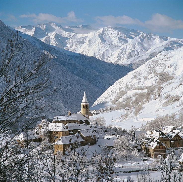 Vall de Aran, Lleida (Spain)