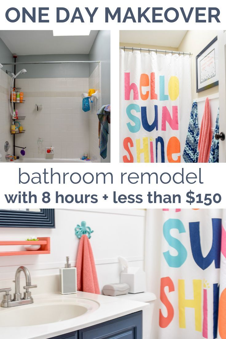 outstanding modern kids bathroom ideas | Kid's Bathroom Staging Ideas: How To Freshen Up With A ...
