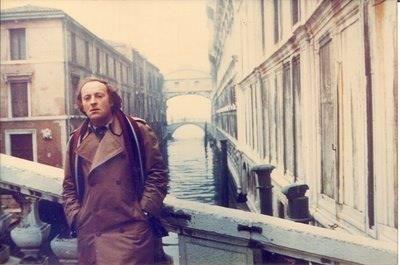 Joseph Brodsky in Venice