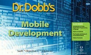 Dr. Dobb's Digital Digest - October 2014
