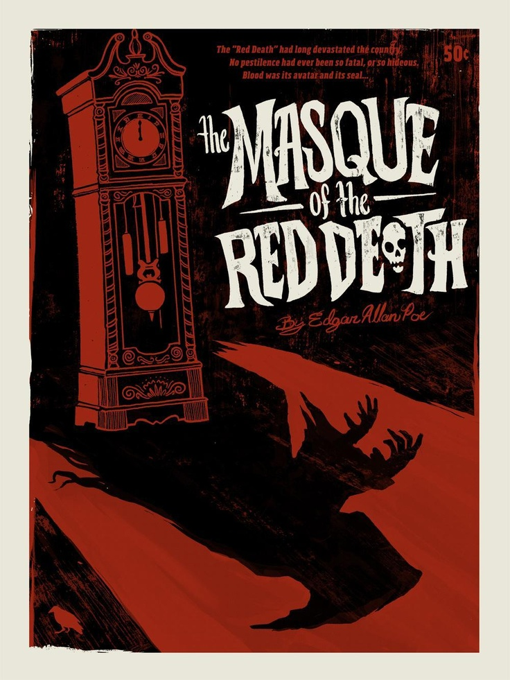 edgar allen poes the masque of Free summary and analysis of the events in edgar allan poe's the masque of the red death that won't make you snore we promise.