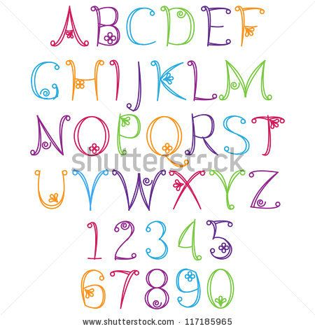 17 best images about alphabets on pinterest typography