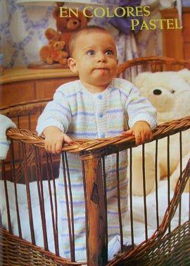 pijama bebe iknitts