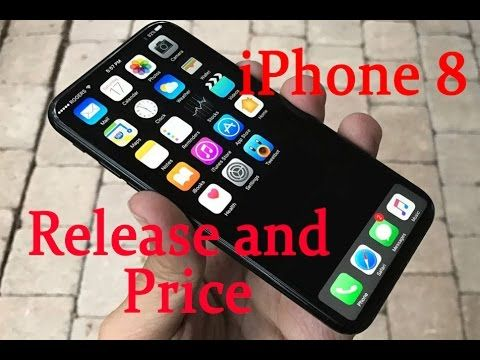 Apple IPhone 8 Release Date And Price