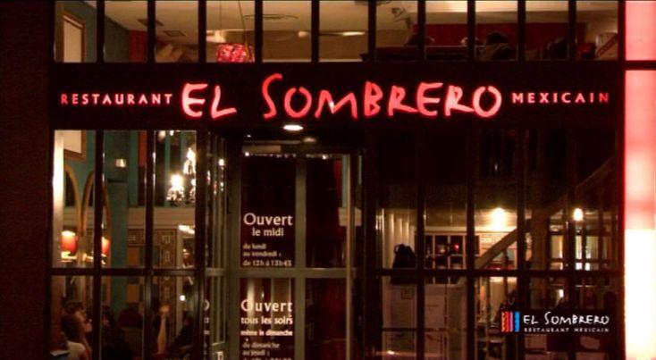 Goûtez à la cuisine du monde du restaurant El Sombrero  #restaurant