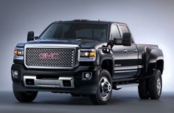 2015 GMC Sierra heavy duty trucks unveiled