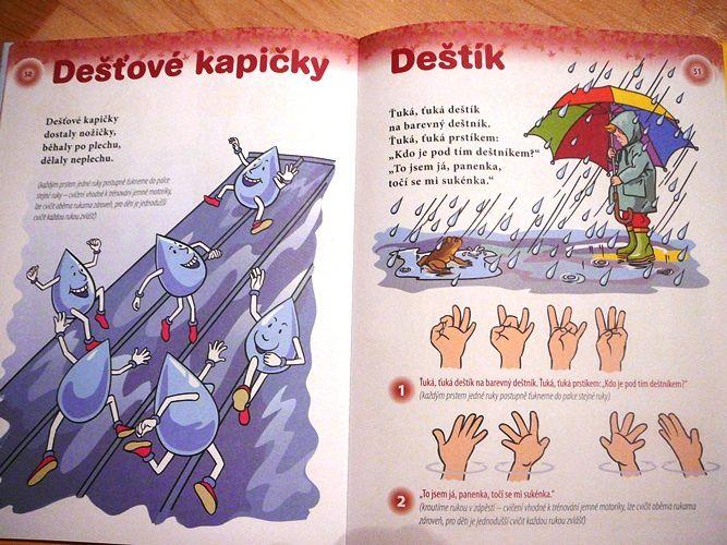 Něco na rozhýbání těla i pusy | VašeDěti.cz