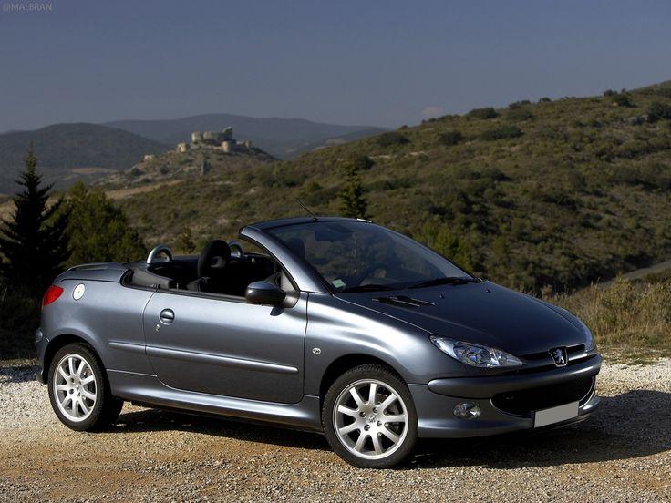 51 best Peugeot 206 cc images on Pinterest | Peugeot, Cars and ...