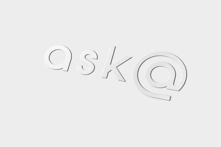 Ask@ clohing company. 2012