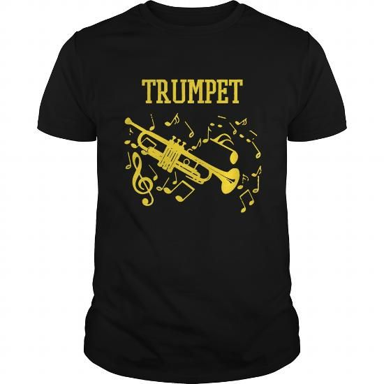 Trumpet Player Music T-Shirts & Hoodies Check more at https://teemom.com/music/trumpet-player-music.html
