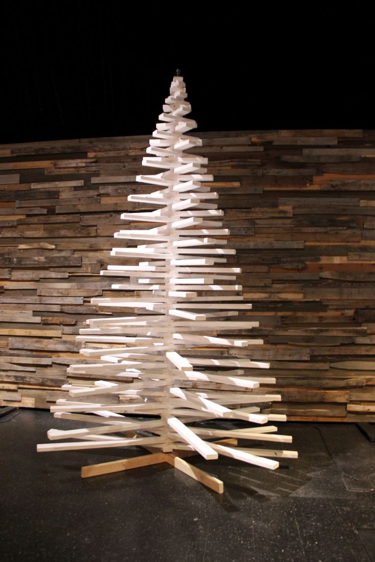 1000+ Ideas About Wooden Christmas Trees On Pinterest