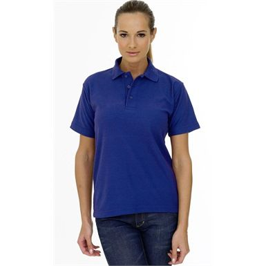 Uneek's Olympic Polo Shirt is an ideal business or casual garment. This unisex polo is available in a choice of 8 colours and is perfect for one of our many personalization processes.