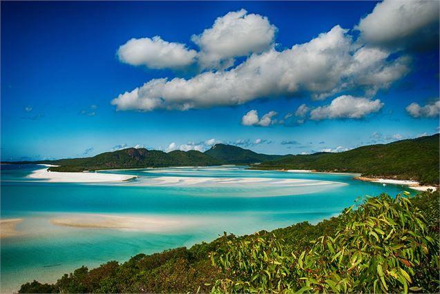 Stunning Beach Lagoon, Australia