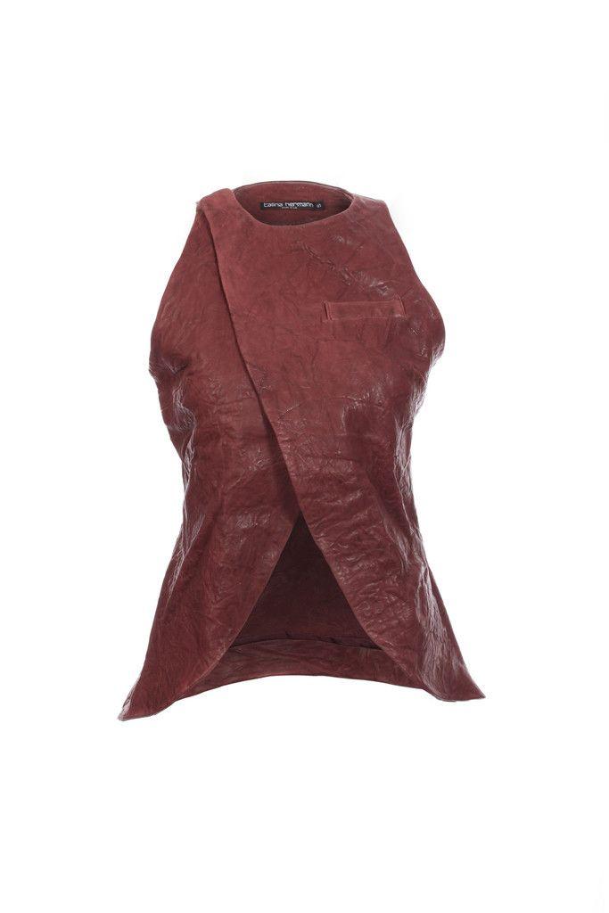 Fashion Leather Vest