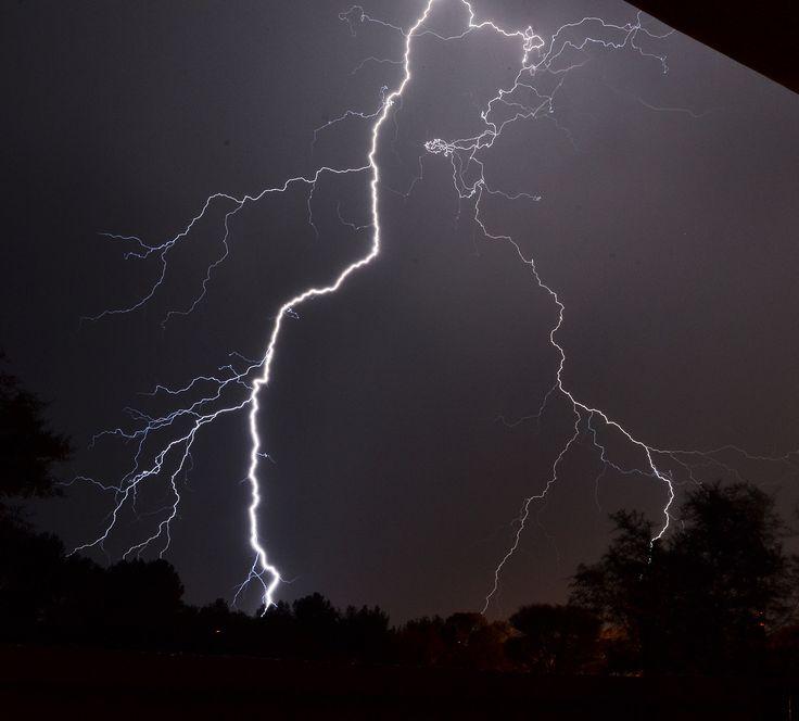 bloemfontein lightning