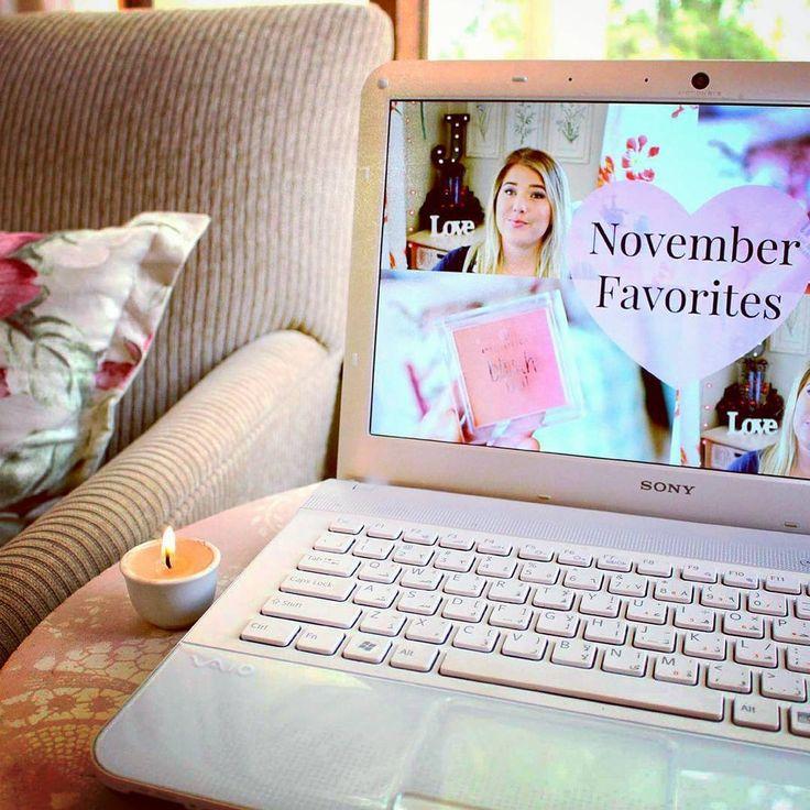 November Monthly Favorites