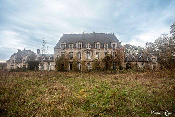 Château à Cahaignes | Retour sur la dernière explo d'il y a quelques semaines, le ...