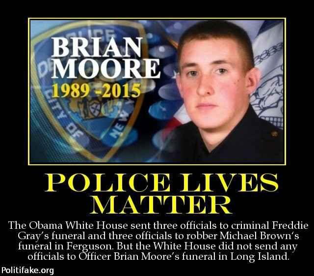 white lives matter | Police Lives Matter - politics