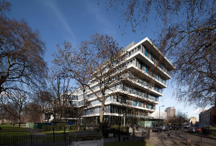 Gallery of New Flagship Campus for City of Westminster College / schmidt hammer lassen architects - 1