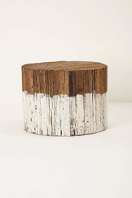 Dip-Dyed Side Table - anthropologie.eu