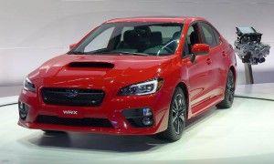 2015 Subaru Impreza WRX for sale