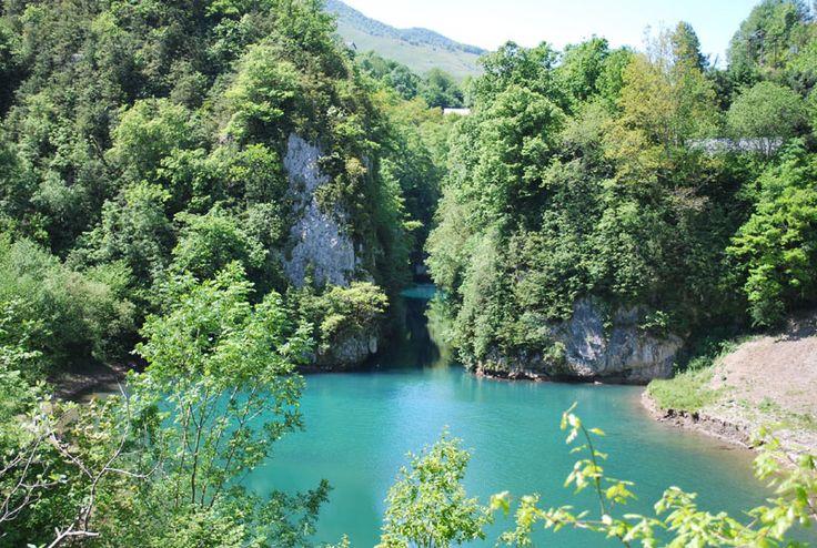 Gorges de Kakuetta à Sainte-Engrâce (64) - Activités