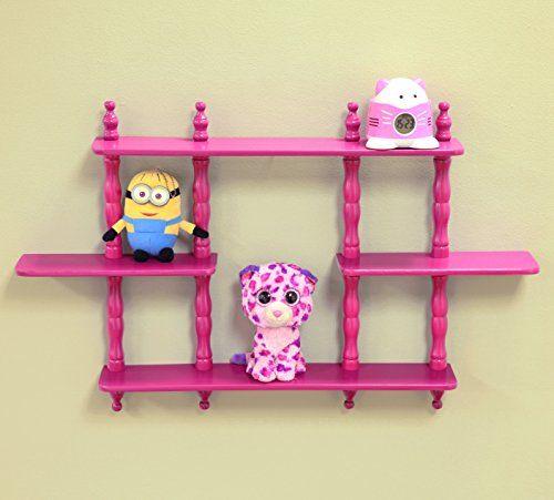 Frenchi Home Furnishing Kid's 4-Tier Wall Shelves, Purple... https://www.amazon.com/dp/B01BOVO2SO/ref=cm_sw_r_pi_dp_x_R9p7xbTQDR5YB