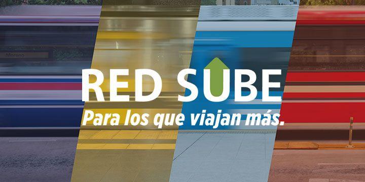 ¿Qué es RED SUBE? Es un nuevo sistema que integra todos los modos de transporte público (colectivos, metrobus, trenes y subtes) del Área Metropolitana de Buenos Aires (AMBA) para poder ofrecer descuentos a quienes realizan una o más combinaciones a partir del 1°de febrero de 2018.