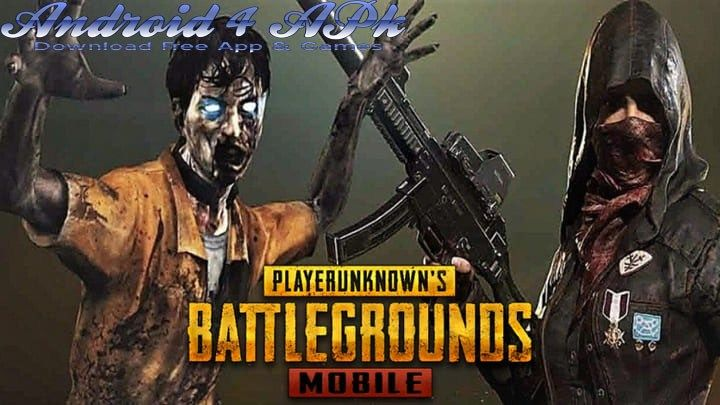PUBG MOBILE 0 10 5 Bate ZOMBIE MOD APK + Obb For Android